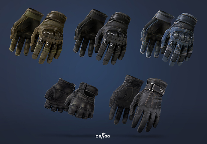 gloves update